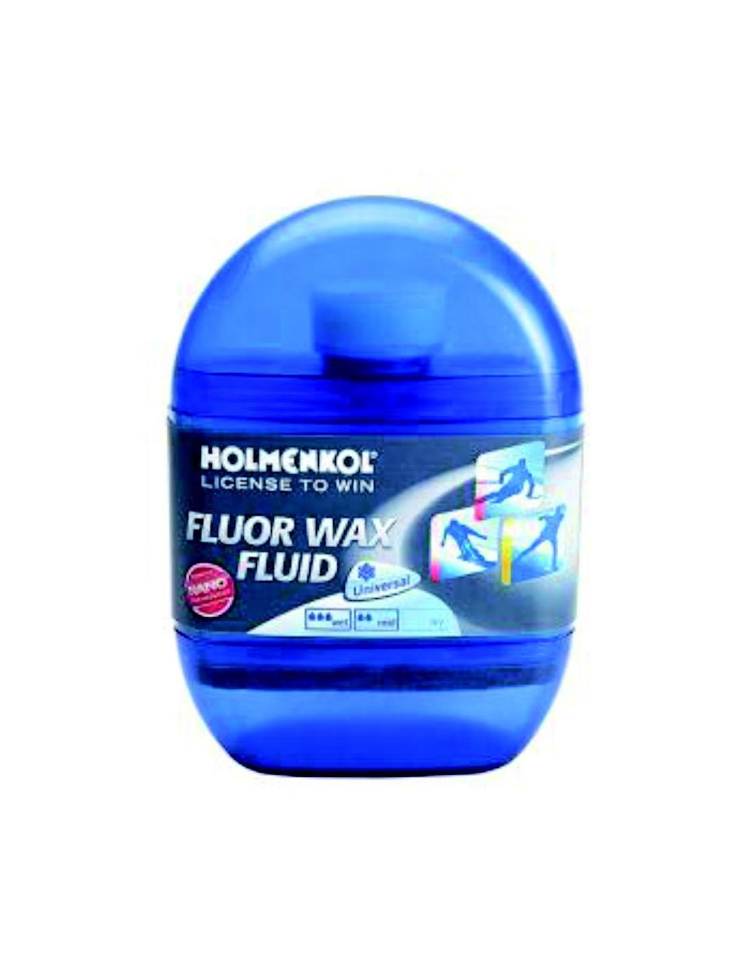 Holmenkol Fluor Wax Fluid Wachsart - Flüssigwachs, Einsatzbereich - Alpin, Wach