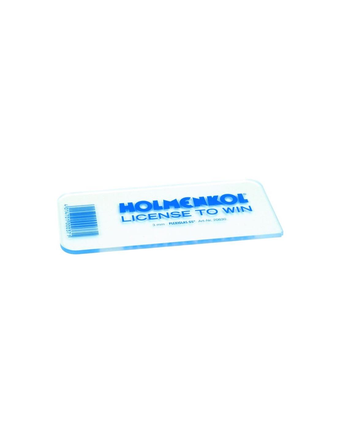 Holmenkol Plastikklinge 3mm Tools - Abziehklingen,