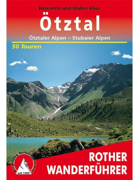 Rother Wanderführer Ötztal von Bergverlag Rother