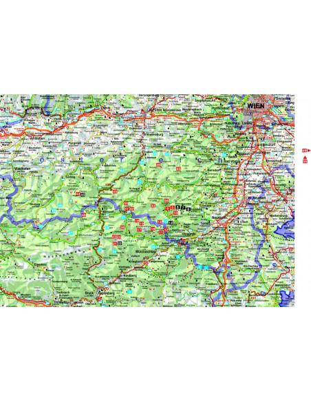 Rother Skitourenführer Wiener Hausberge von Bergverlag Rother