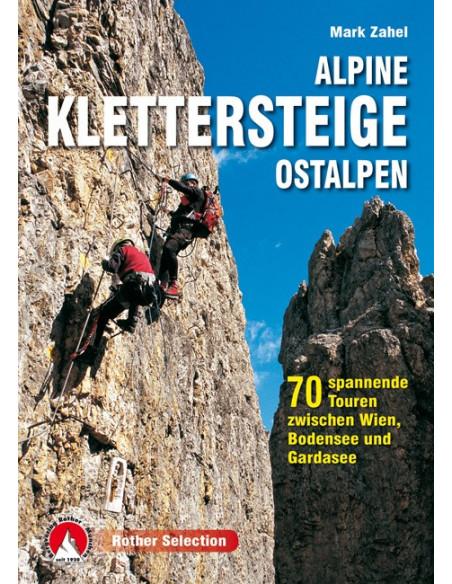 Rother Klettersteigführer Ostalpen von Bergverlag Rother