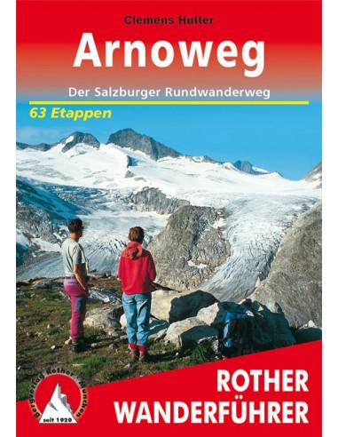 Rother Wanderführer Arnoweg von Bergverlag Rother