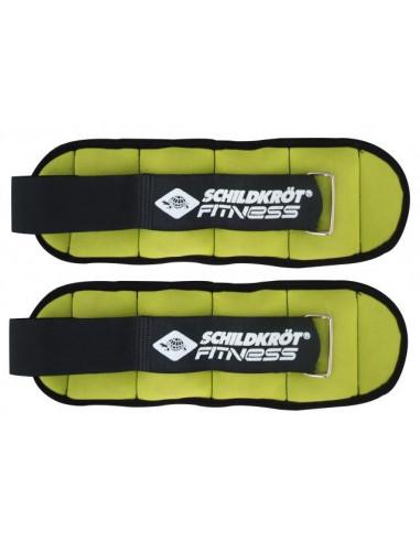 Schildkröt Fitness Gewichtsmanschette Arm-Bein Set 0,5kg von Schildkröt Fitness