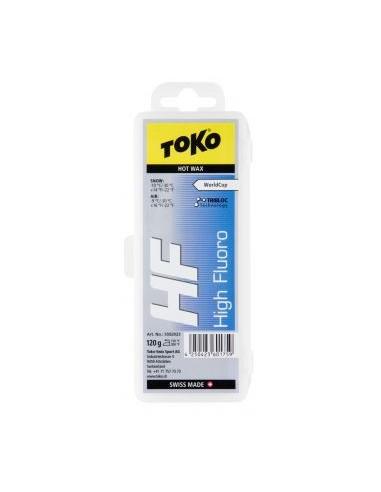 Toko HF Hot Wax blue 120g von Toko