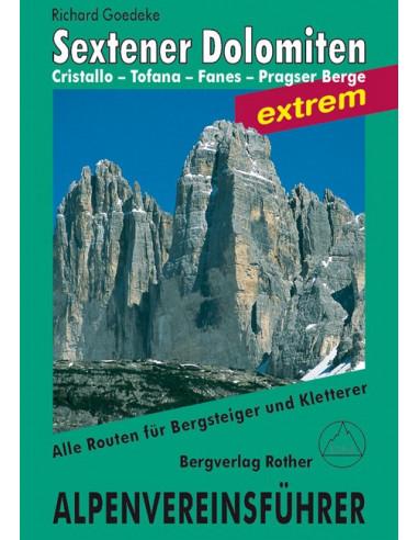 Rother Alpenvereinsführer Sextener Dolomiten von Bergverlag Rother