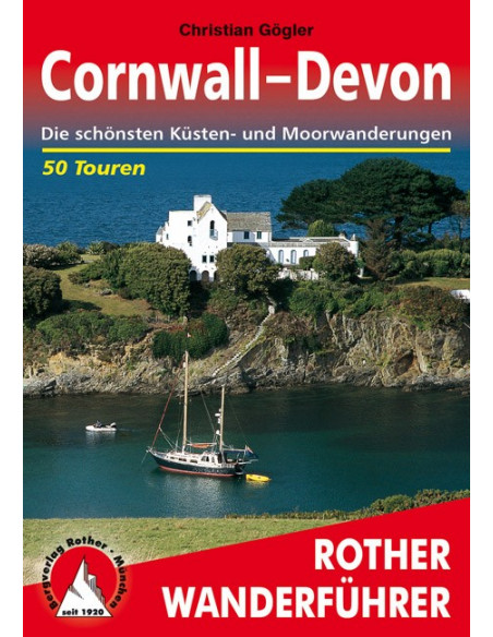 Rother Wanderführer Cornwall - Devon von Bergverlag Rother