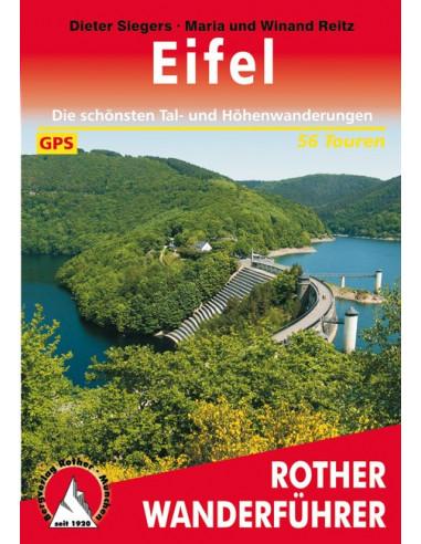 Rother Wanderführer Eifel von Bergverlag Rother