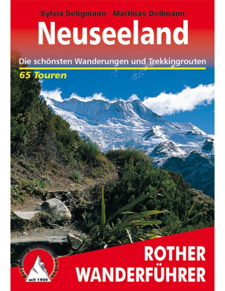 Rother Wanderführer Neuseeland von Bergverlag Rother