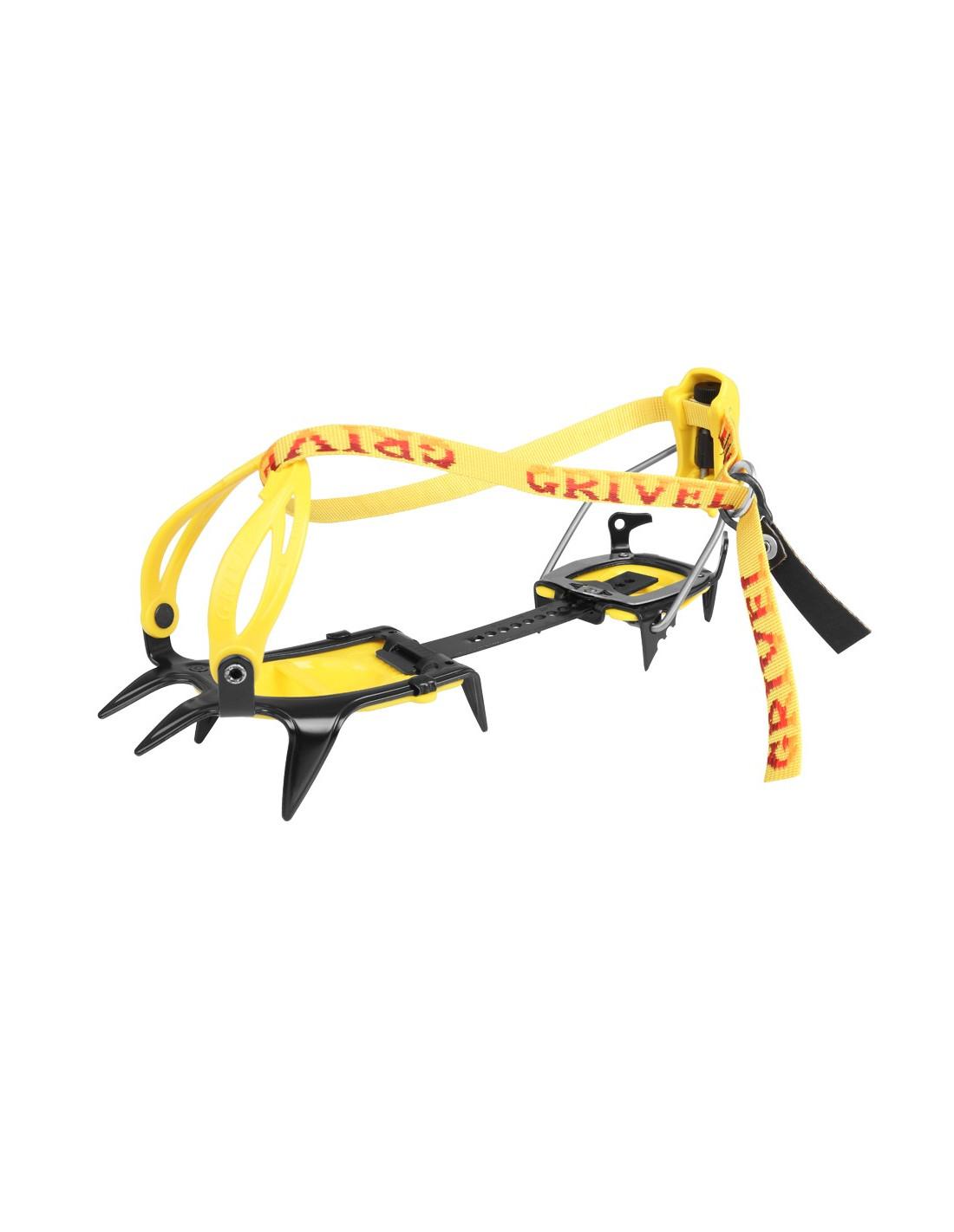 Grivel Steigeisen G10 Steigeisenverwendung - Eisklettern, Zackenanzahl - 10 Zack