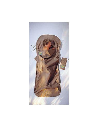 Cocoon Kinderschlafsack Baumwolle  von Cocoon