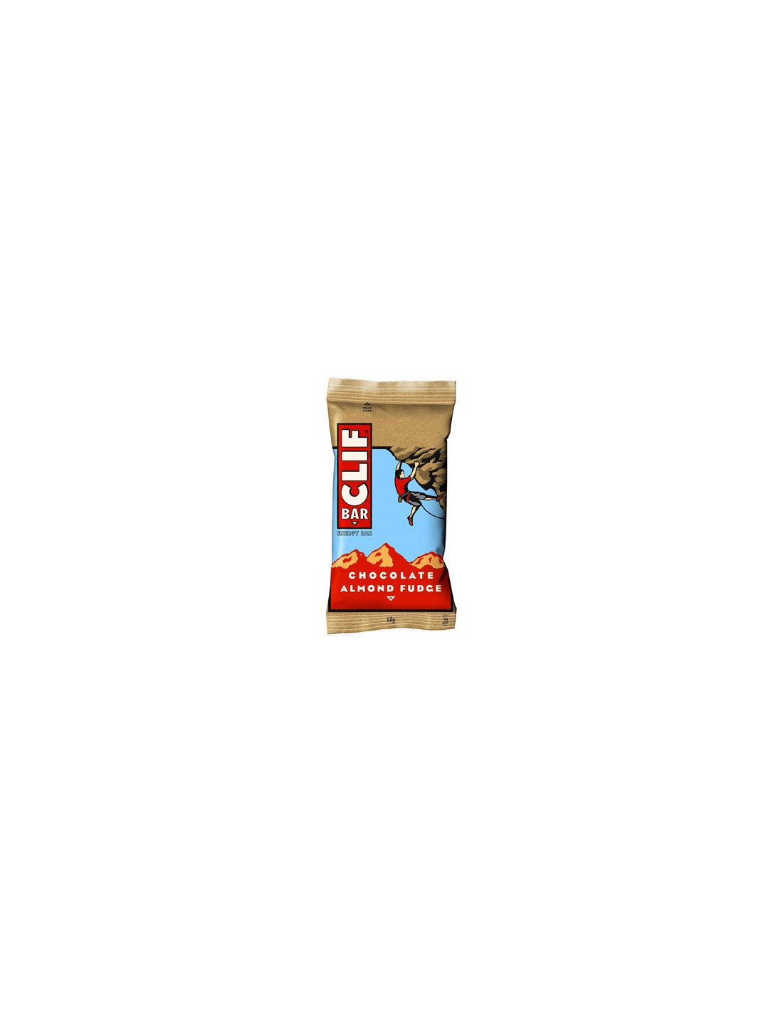 Clif Bar Chocolate Almond Fudge 68g Anwendung - Ausdauer/Kraft, Konsistenz - Rie
