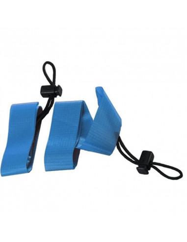 Contour Tiefschneeband Blau von Contour