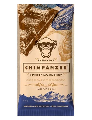 Chimpanzee All Natural Energy Bar Dates and Chocolate von Chimpanzee