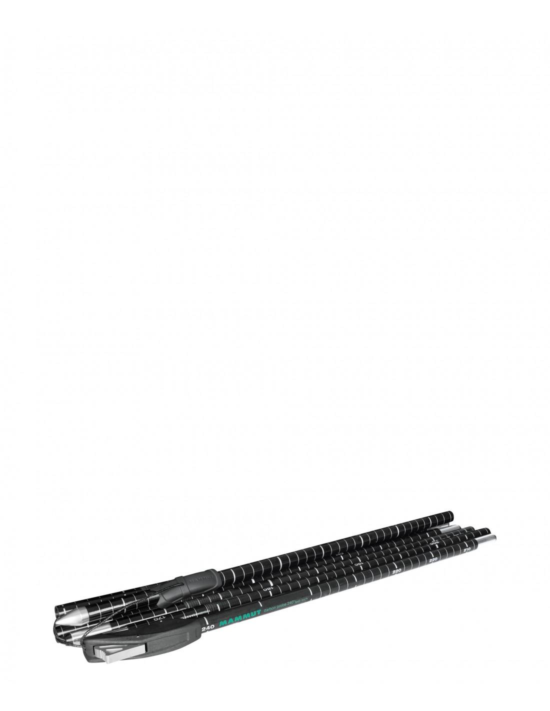 mammut lawinensonde carbon probe 240 fast lock zum. Black Bedroom Furniture Sets. Home Design Ideas