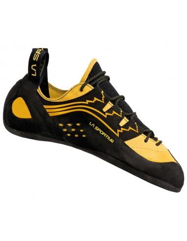 La Sportiva Kletterschuh Katana Laces Yellow - Black von La Sportiva