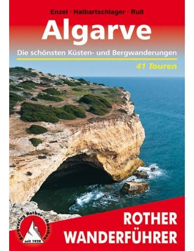 Rother Wanderführer Algarve von Bergverlag Rother