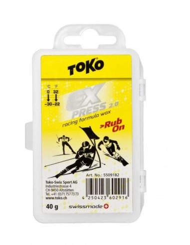 Toko Express Racing Rub-On von Toko