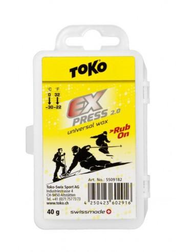 Toko Express Rub-On 40g von Toko