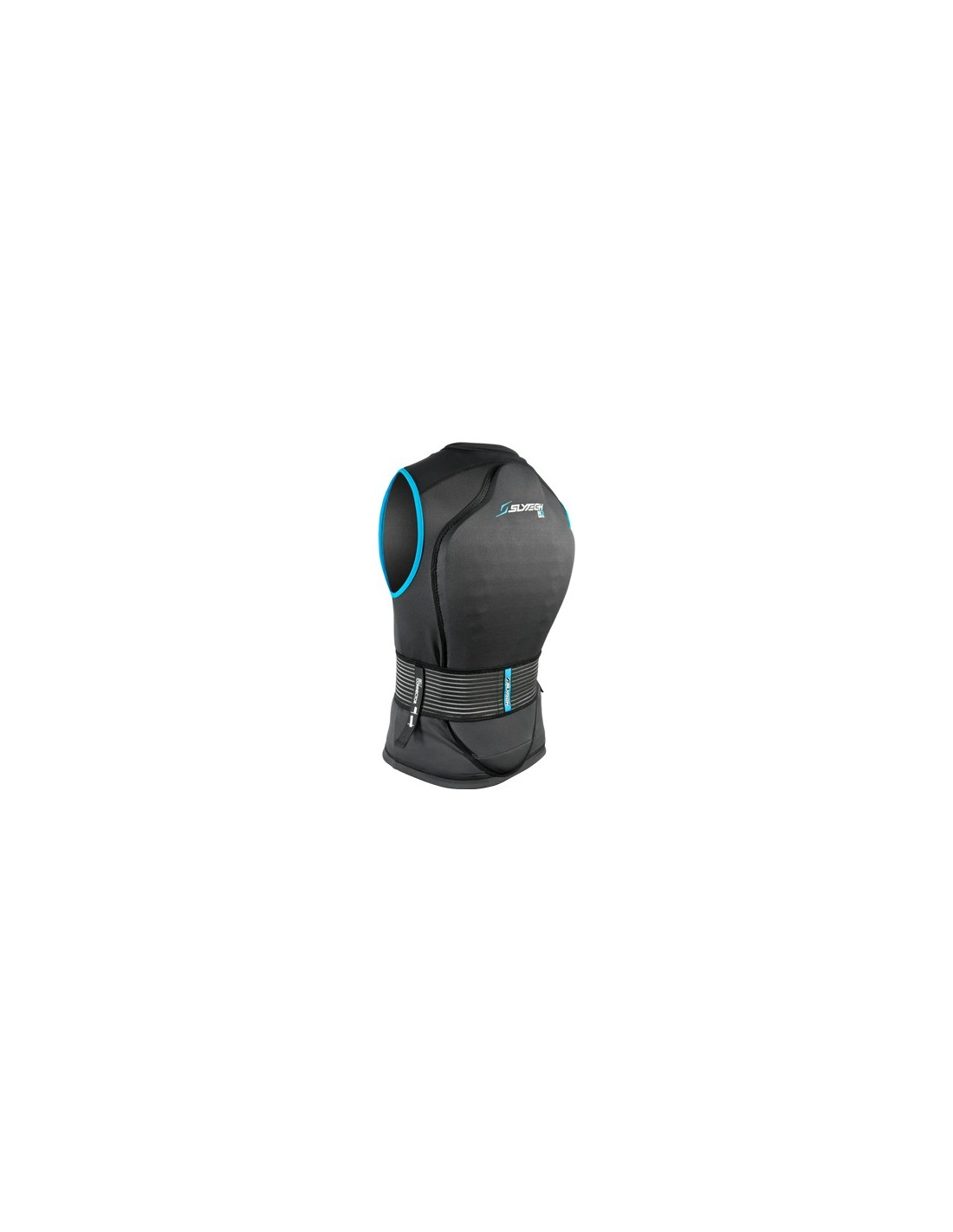 Slytech Vest Backpro Noshock XT Protektorvariante - Rückenprotektoren inkl. Wes