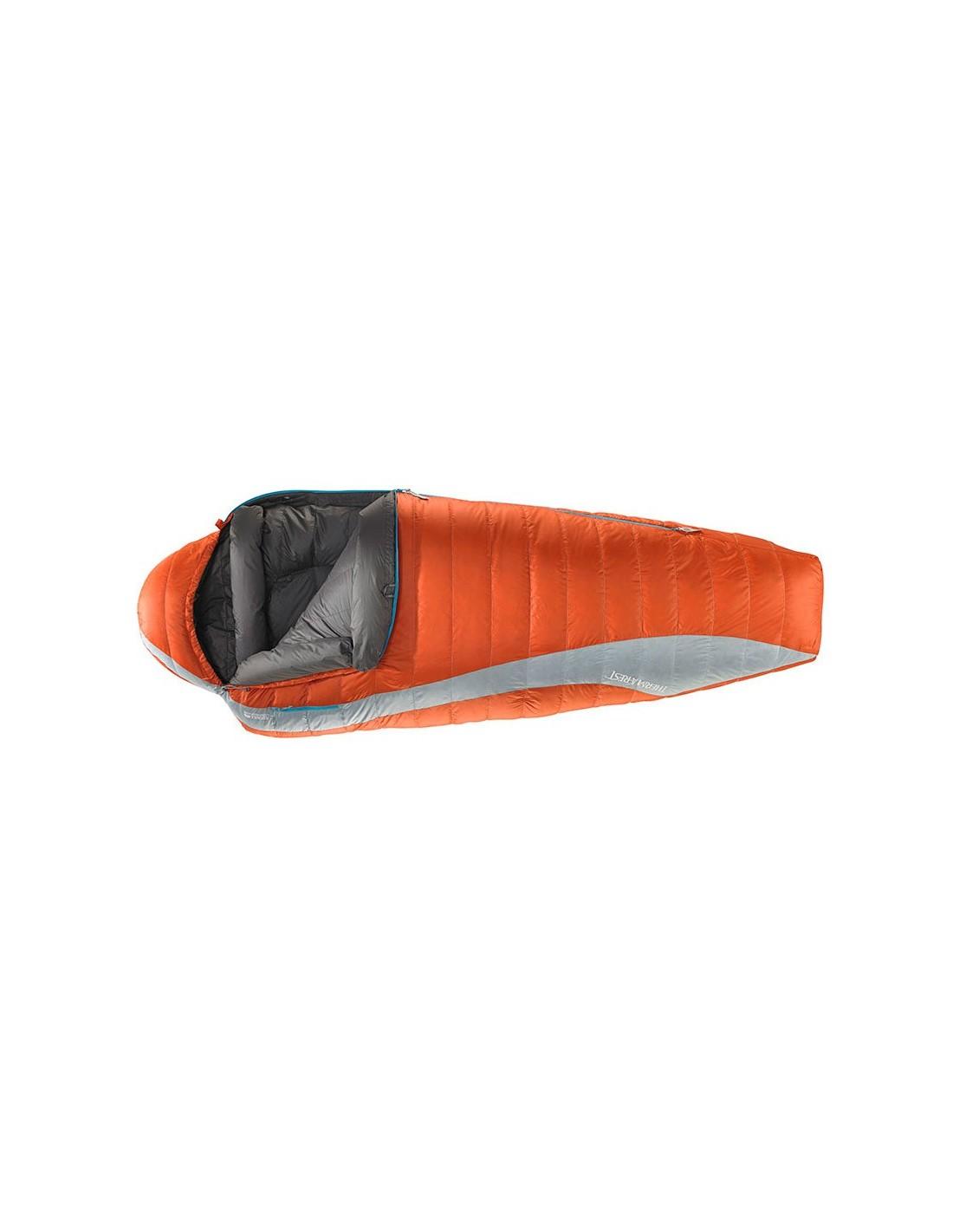 Therm-a-Rest Schlafsack Antares HD, Regular - Chili Schlafsackverwendung - Trekk