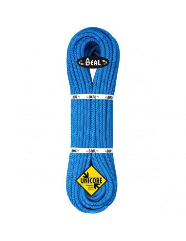 Beal Kletterseil 9,1 mm Joker Unicore - Golden Dry, blue, 60 m von Beal