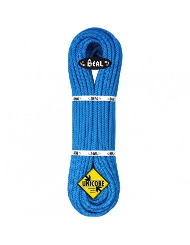 Beal Kletterseil 9,1 mm Joker Unicore - Golden Dry, blue, 80 m von Beal