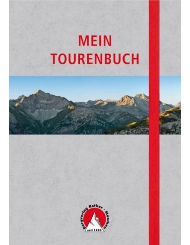Rother Mein Tourenbuch von Bergverlag Rother