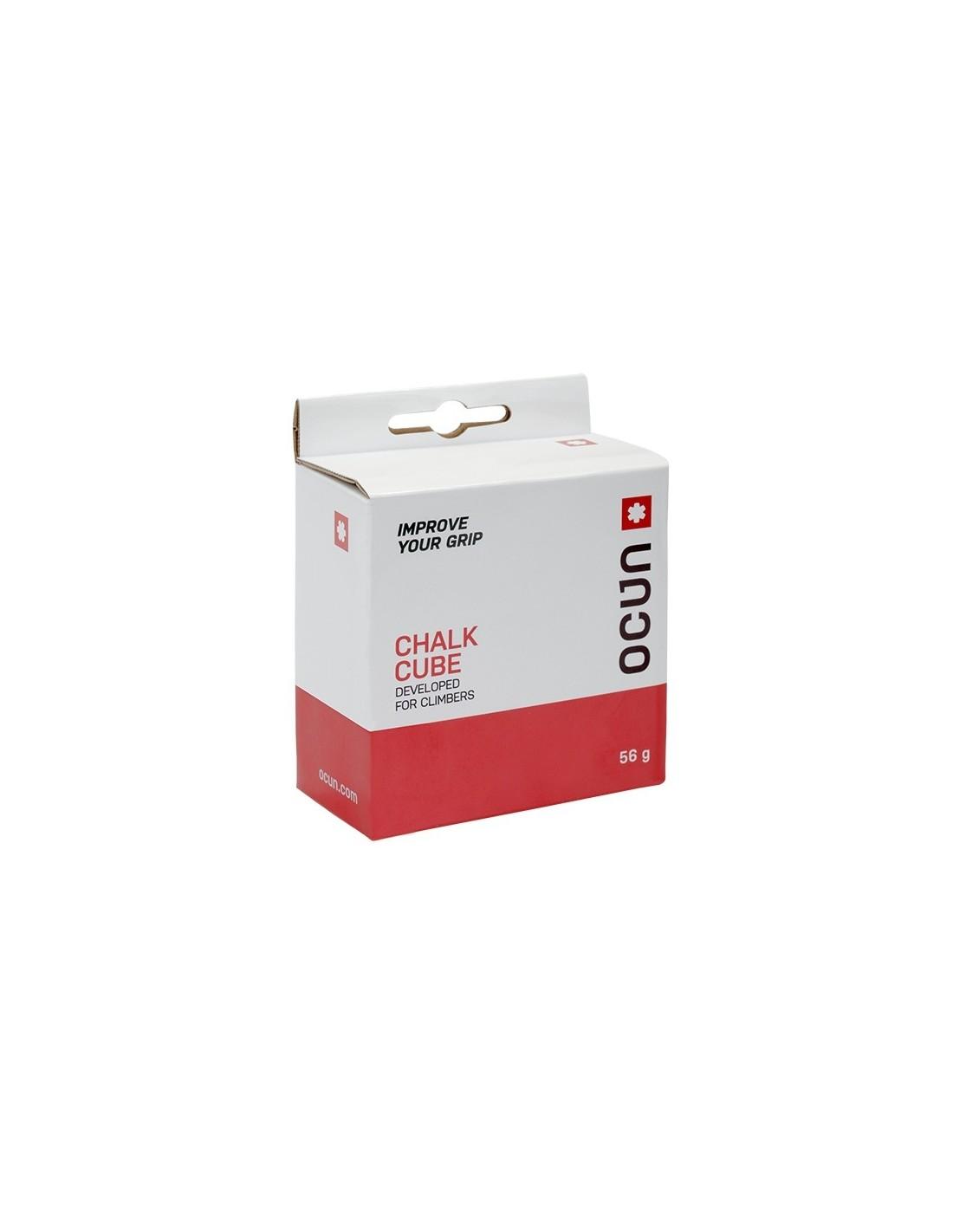 Ocun Chalk Cube 56g Chalkvariante - Loses Chalk , Chalkmenge - 25 - 70 g,