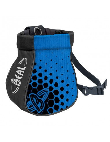 Beal Magnesiumbeutel Cocoon Clic-Clac, blue von Beal