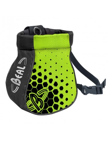 Beal Magnesiumbeutel Cocoon Clic-Clac, green von Beal