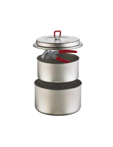 MSR Kochgeschirr Titan™ 2 Topfset von MSR