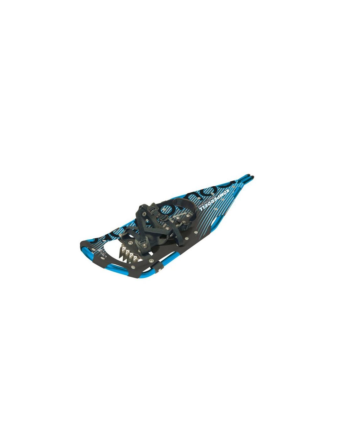Komperdell Schneeschuh Mountaineer 27 Schneeschuhfarbe - Blau, Eignung - 71 - 80