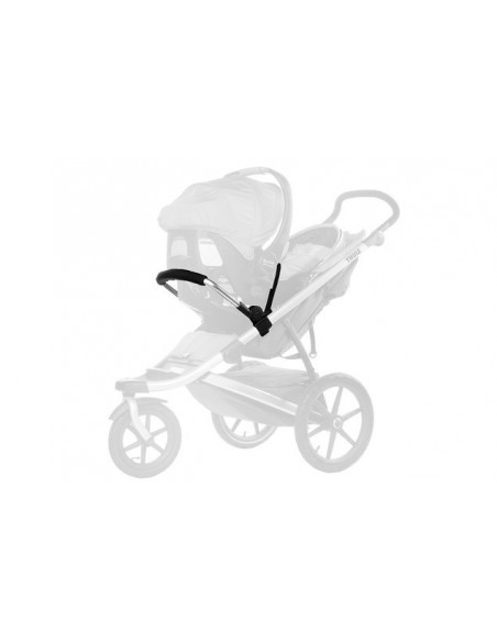 Thule Glide/Urban Glide 1 & 2 Sitzer Autokindersitz-Adapter von Thule
