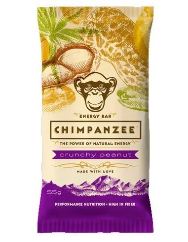 Chimpanzee Energy Bar Crunchy Peanut von Chimpanzee