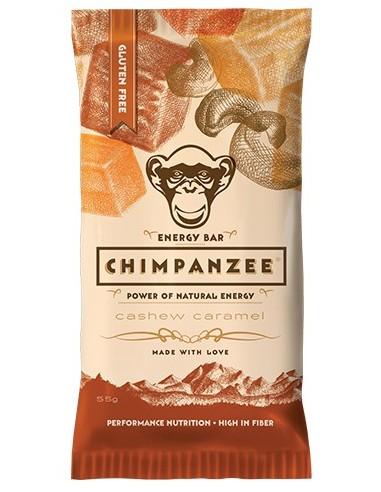 Chimpanzee Energy Bar cashew caramel von Chimpanzee