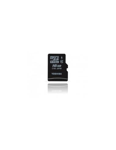 TOSHIBA 16 GB microSDHC Speicherkarte von Sportgigant
