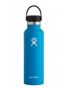 Hydro Flask Hydration Trinkflasche vakuum-isoliert 21 oz (621 ml), Standard Mouth, Pacific von Hydro Flask