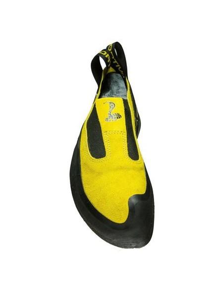 La Sportiva Kletterschuh Cobra - Yellow von La Sportiva