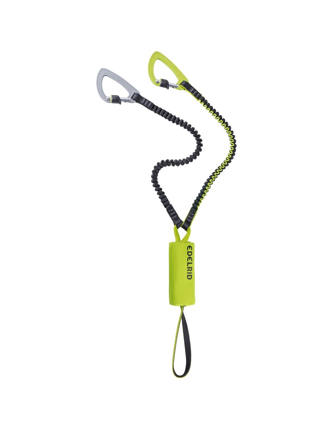 Edelrid Klettersteigset Cable Kit Ultralite 5.0 Via Ferrata Mechanismus - Kein M