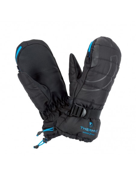 Therm-Ic Warmer Ready Gloves Blue von Therm-Ic