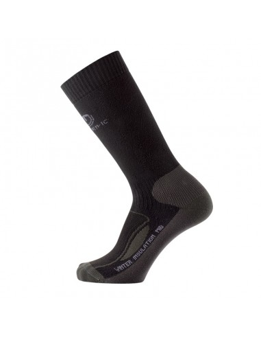 Therm-Ic Thermo-Socken Winter Insulation Mid Black von Therm-Ic