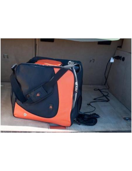 Alpenheat Skischuhtasche Fire-Bootbag schwarz/orange von Alpenheat
