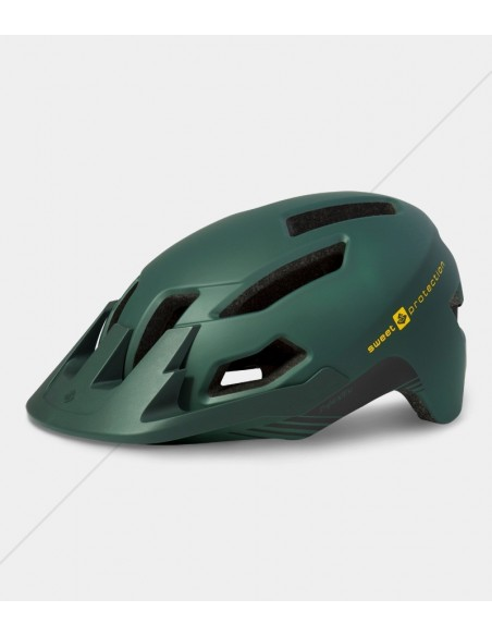 Sweet Protection Dissenter Helmet Green von Sweet Protection
