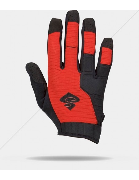Sweet Protection Hunter Race Gloves Red von Sweet Protection