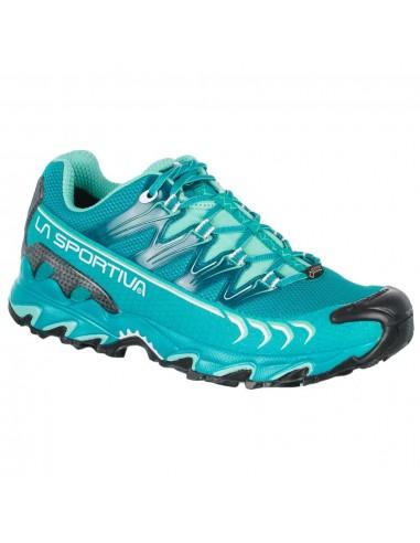 La Sportiva Mountain Running Schuh Ultra Raptor Woman Emerald/Mint von La Sportiva
