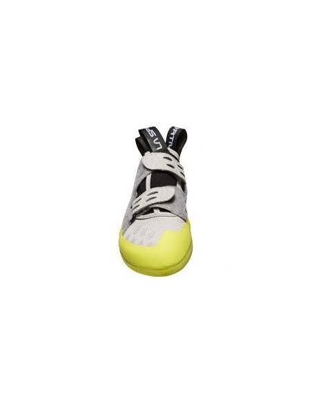 La Sportiva Kletterschuh Geckogym Woman Grey/Apple von La Sportiva Sonderangebote