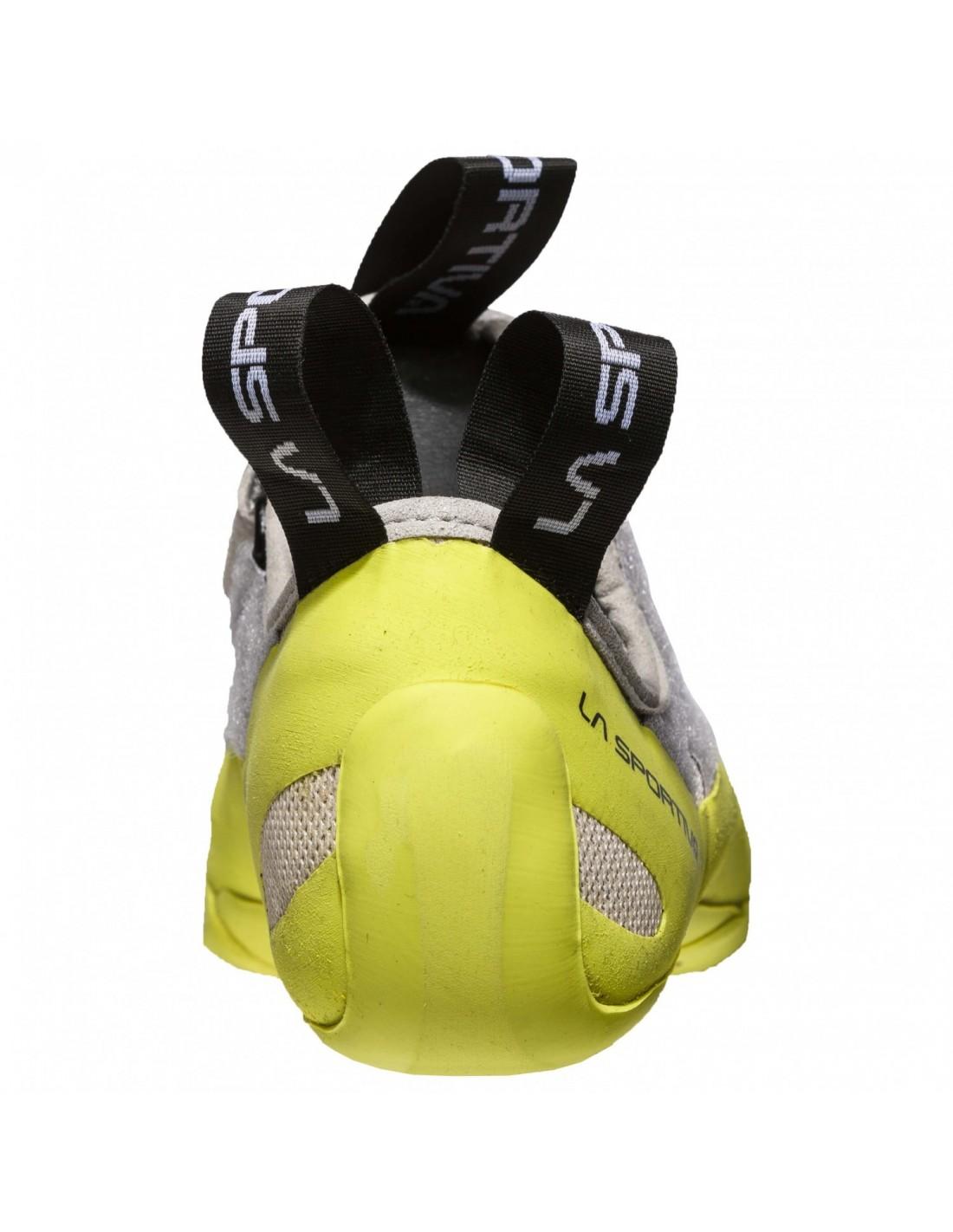 La Sportiva Geckogym Kletterschuh Woman Greyapple Kl1FJc