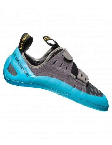 La Sportiva Kletterschuh Geckogym Carbon/Tropic Blue von La Sportiva Sonderangebote