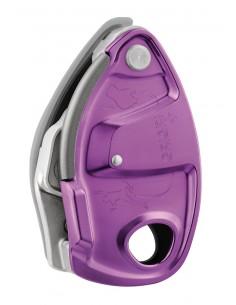 Petzl Sicherungsgerät GRIGRI + violett