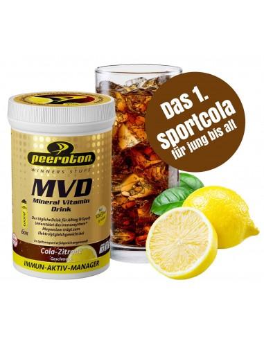 PEEROTON MVD Mineral Vitamin Drink, Cola-Zitrone, 300g von Peeroton